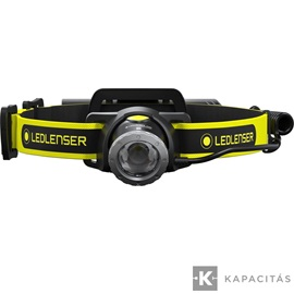 LEDLENSER iH8R in box and 3,7 V / 3400 mAh